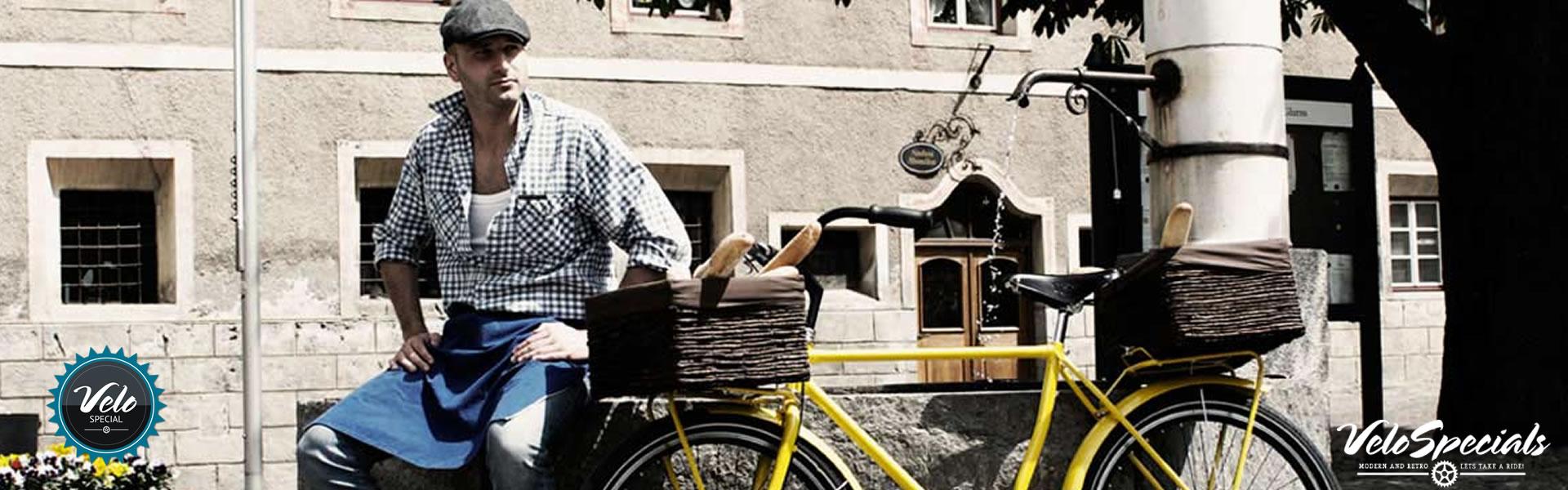 Retrofietsen, italiaanse designfietsen, design stadsfietsen